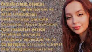 Türkiye ona ağlamıştı Cerenin o sözleri mezar taşında...