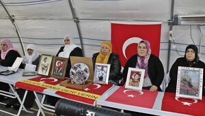 HDP önündeki eylemde 126ncı gün