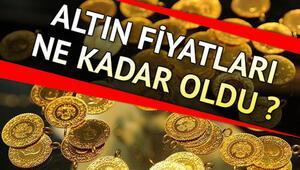 Altın fiyatlarında son durum: Gram, çeyrek, yarım altın ne kadar İşte güncel altın alış-satış fiyatları...