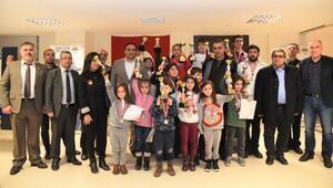 Kurtuluş Kupası Satranç Turnuvasının ödülleri sahiplerini buldu