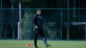 Hüseyin Çimşir, Trabzonsporun 40. teknik direktörü oldu