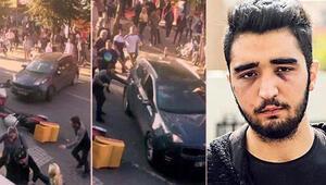 Son dakika... Kız arkadaşını dövüp otomobilini vatandaşların üzerine sürmüştü Görkem Sertaç Göçmen tahliye oldu