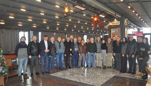 Futbolun Altın Kareleri fotoğraf sergisi açıldı