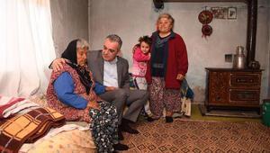 Alzheimer hastası yaşlı kadının evi tamamen yenilenecek