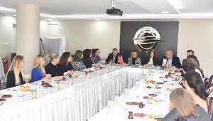 BTSO Kadın Girişimciler Kurulu, İcra Komitesi toplantısını Orhangazide gerçekleştirdi