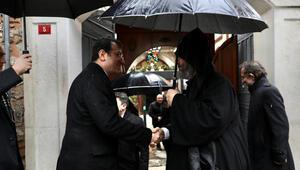 İmamoğlundan yeni Ermeni Patriği Maşalyana ziyaret