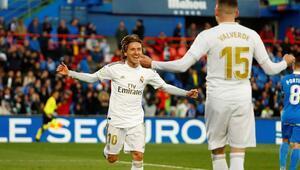 VİDEO | Getafe 0-3 Real Madrid (MAÇ ÖZET)