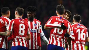 VİDEO | Atletico Madrid 2-1 Levante (MAÇ ÖZET)