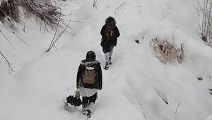 Konyada okullar yarın tatil mi Konyanın 7 ilçesinden 7 Ocak için kar tatili açıklaması