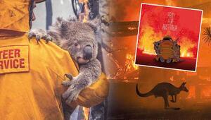 Avustralyada yangın felaketi devam ediyor.. Seferberlik çağrısı
