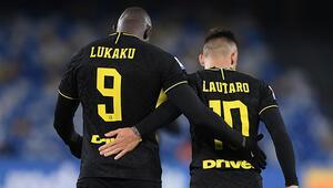 Serie A lideri Inter, Napoliyi deplasmanda 3 golle geçti