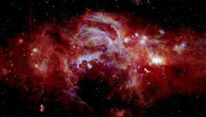 NASA, Samanyolu Galaksisinin merkezini görüntüledi