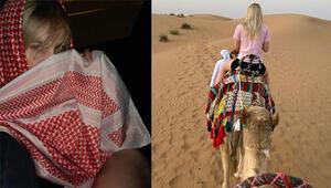 Aleyna Tilkinin Dubai seferi