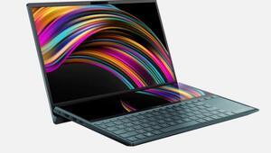 CES 2020: ASUS, çift ekranlı dizüstü bilgisayarını tanıttı