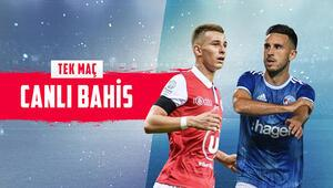 Fransa Lig Kupasında yarı finale çıkma mücadelesi iddaanın favorisi...