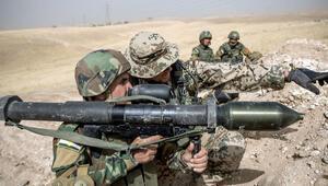 Almanya, Irak'taki askerlerini kısmen çekti