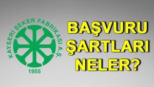 Türkiye Şeker Fabrikaları İŞKUR üzerinden işçi alımı yapıyor İşte başvuru şartları