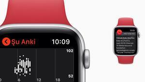 Apple Watch sağlık asistanı olarak neler yapabiliyor