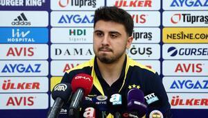 Ozan Tufan: Hedefimiz 29. şampiyonluk
