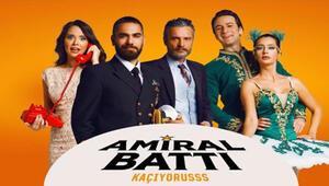 Amiral Battı Kaçıyorusss İzmir'de Seyirciyle Buluşuyor