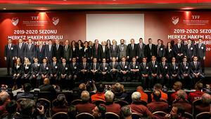 2020 yılı FIFA hakemlerine kokartları törenle takıldı