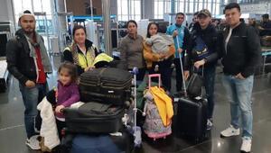 Pistten çıkan uçağın yolcuları o anları anlattı: Çok panik olduk
