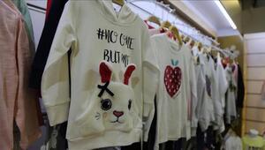 Bursadaki bebe ve çocuk konfeksiyonu sektörüne yabancı ilgisi