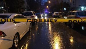 Kadıköyde polise silahlı saldırı