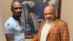 Adana Demirspor, Çinden golcü transfer yaptı Pa Amat Dibba...