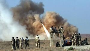 Son dakika haberi: İran, ABD üssünü vurdu ve ilk görüntüler geldi