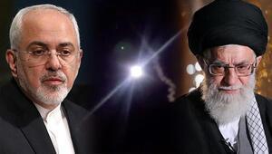 İrandan bir son dakika açıklaması daha  Hamaney: Füzeler en zayıf karşılık senaryosuydu