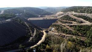 Musacalı Barajının gövde dolgusunun 3 ay içinde tamamlanacak