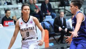 Beşiktaş TRC İnşaat, Roche Vendee Basket karşısında tur arayacak
