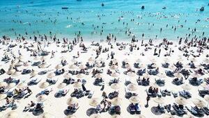 Turistik tesislere geliş sayısı 76,4 milyona ulaştı