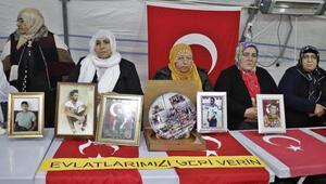 HDP önündeki eylemde 128inci gün; aile sayısı 66 oldu