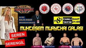 Muaythai Gala Gecesi 25 Ocakta İstanbulda