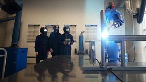 Teknik eleman yetiştirecek okulda Türkiyenin Otomobili heyecanı