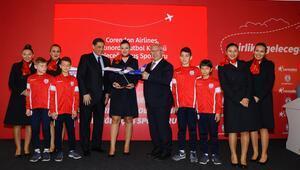 Corendon Airlines, Altınordunun Geleceğe Uçuş sponsoru oldu