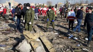 İran düşen yolcu uçağının kara kutusunu vermeyecek