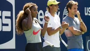 Federer, Williams ve Nadal, Avustralyadaki yangın mağdurlarına destek için korta çıkacak