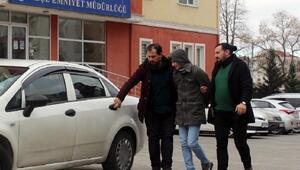 14 hapis cezası bulunan cezaevi firarisi yakalandı