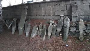 Osmanlı mirası mezar taşları Parionda sergilenecek