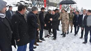 Bağlar Belediyesinden Karacadağda kış önlemleri