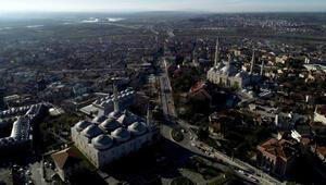 Sultanlar şehri Edirne turistlerin gözdesi oldu