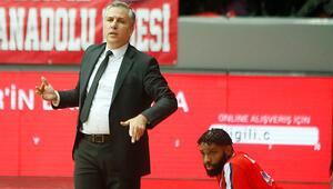 Bahçeşehir Koleji Başantrenörü Zafer Aktaş: İstediğimiz basketbolu çok gösteremedik