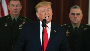 Son dakika...ABD Başkanı Donald Trump İran saldırısı hakkında konuştu: Cezalandırıcı yaptırımlar getireceğiz