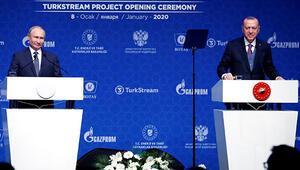 Son dakika haberi... Erdoğan ve Putinden ortak açıklama...