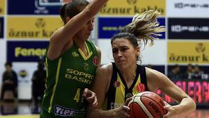 Fenerbahçe Öznur Kablo 70-52 Sopron Basket