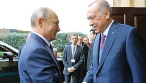 Erdoğan uyardı: Kimsenin bölgeyi ateş çemberine atmaya hakkı yok