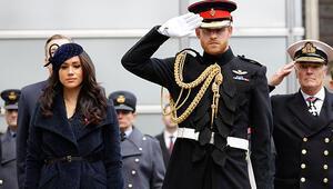 Prens Harry ve Meghan Markledan dikkat çeken karar